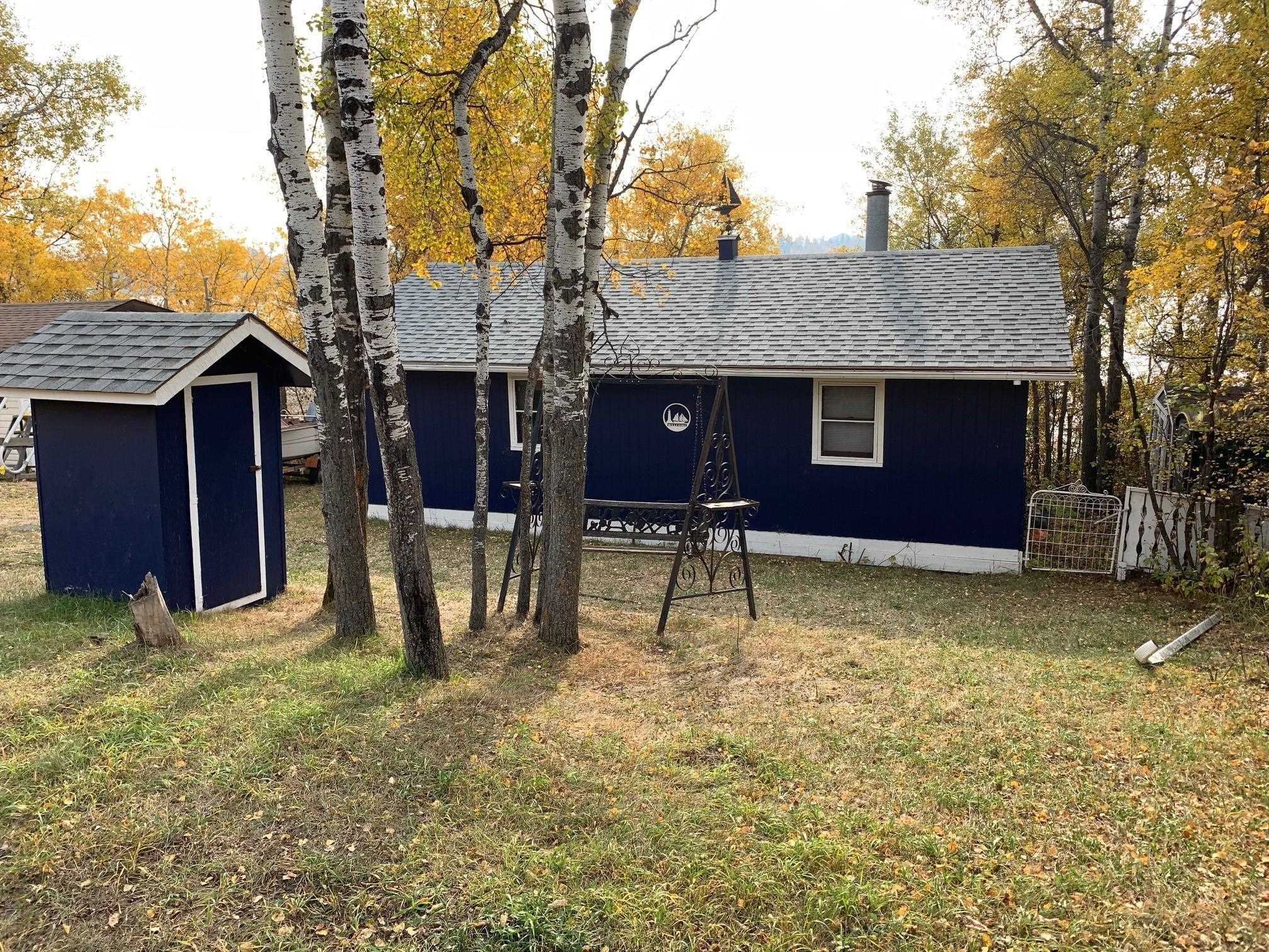 Main Photo: #13 Lakeview DR: Hardisty Cottage for sale : MLS®# E4265435