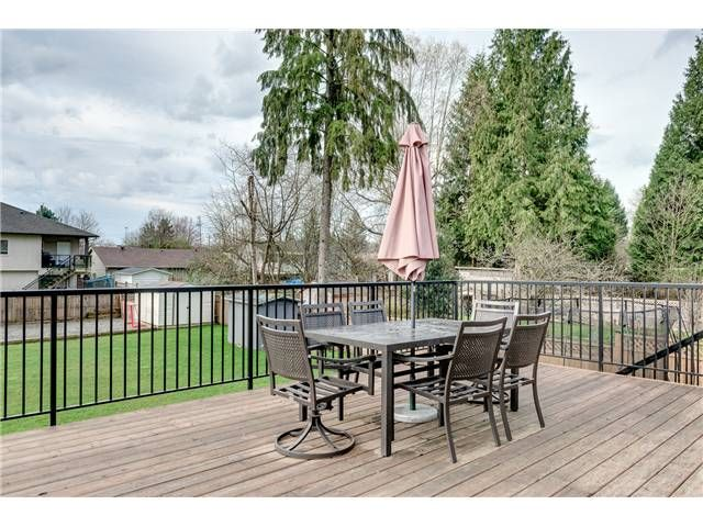 Photo 18: Photos: 1632 ROBERTSON AV in Port Coquitlam: Glenwood PQ House for sale : MLS®# V1112767