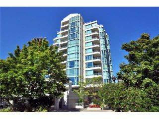 """Photo 1: # 605 140 E 14TH ST in North Vancouver: Central Lonsdale Condo for sale in """"SPRINGHILL PLACE"""" : MLS®# V861945"""