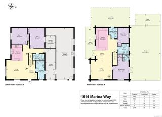 Photo 19: 1614 Marina Way in : PQ Nanoose House for sale (Parksville/Qualicum)  : MLS®# 887079