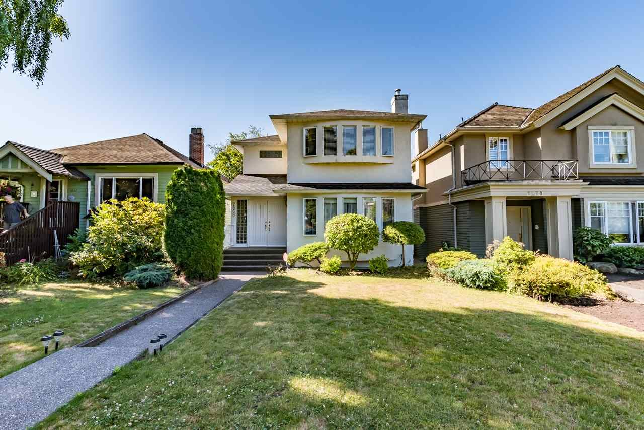 Main Photo: 2868 W 42ND AVENUE in Vancouver: Kerrisdale House for sale (Vancouver West)  : MLS®# R2192557