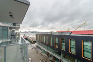 """Photo 16: 609 175 VICTORY SHIP Way in North Vancouver: Lower Lonsdale Condo for sale in """"Cascade at the Pier"""" : MLS®# R2586072"""