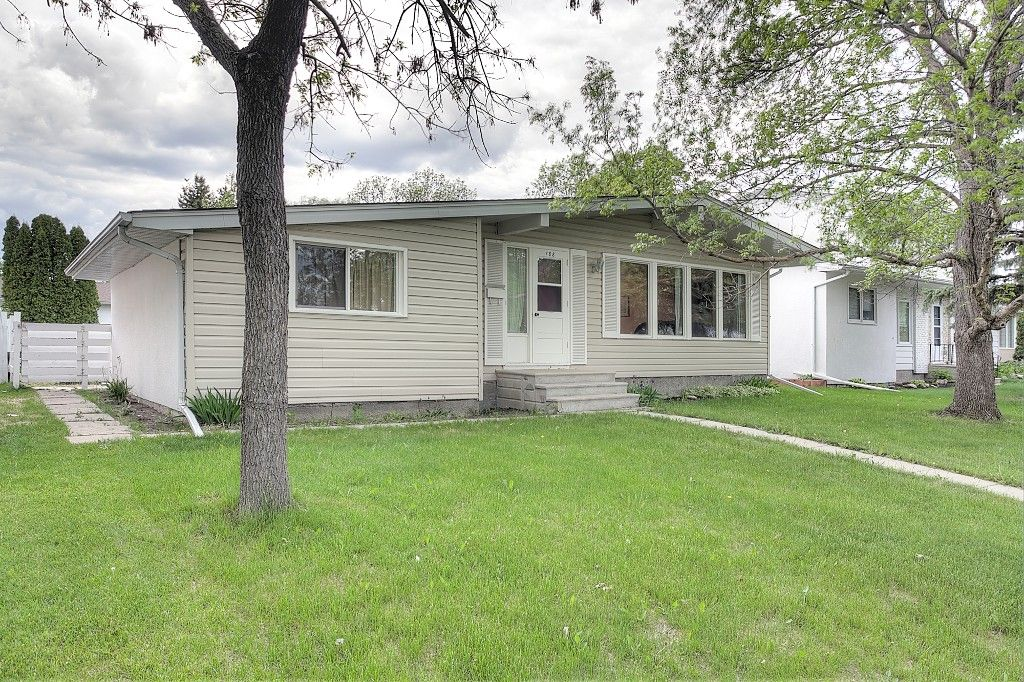 Main Photo: 188 Rouge Road in Winnipeg: Westwood Single Family Detached for sale (5G)  : MLS®# 1713597