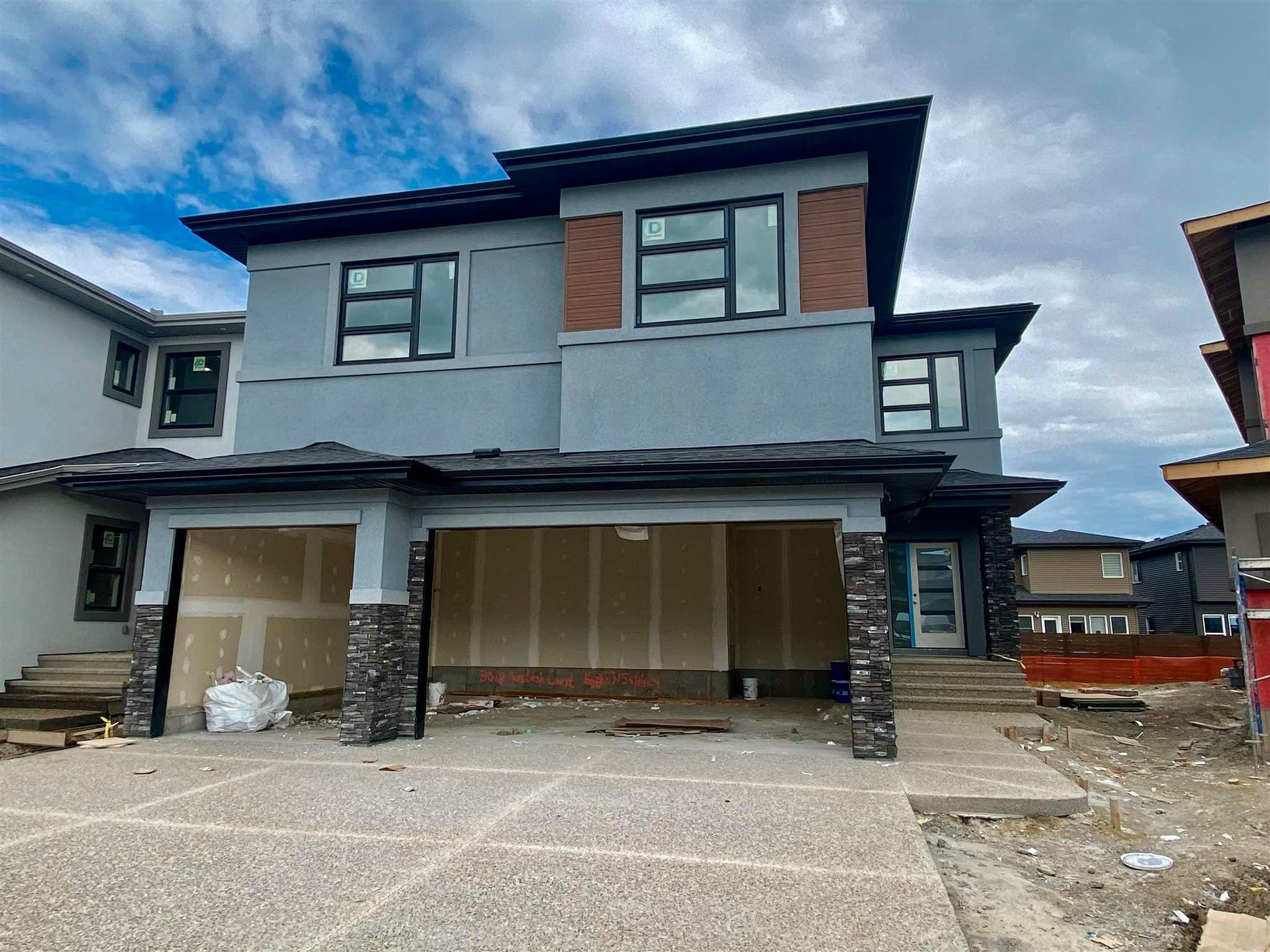 Main Photo: 3018 KOSTASH Crest in Edmonton: Zone 56 House for sale : MLS®# E4251524
