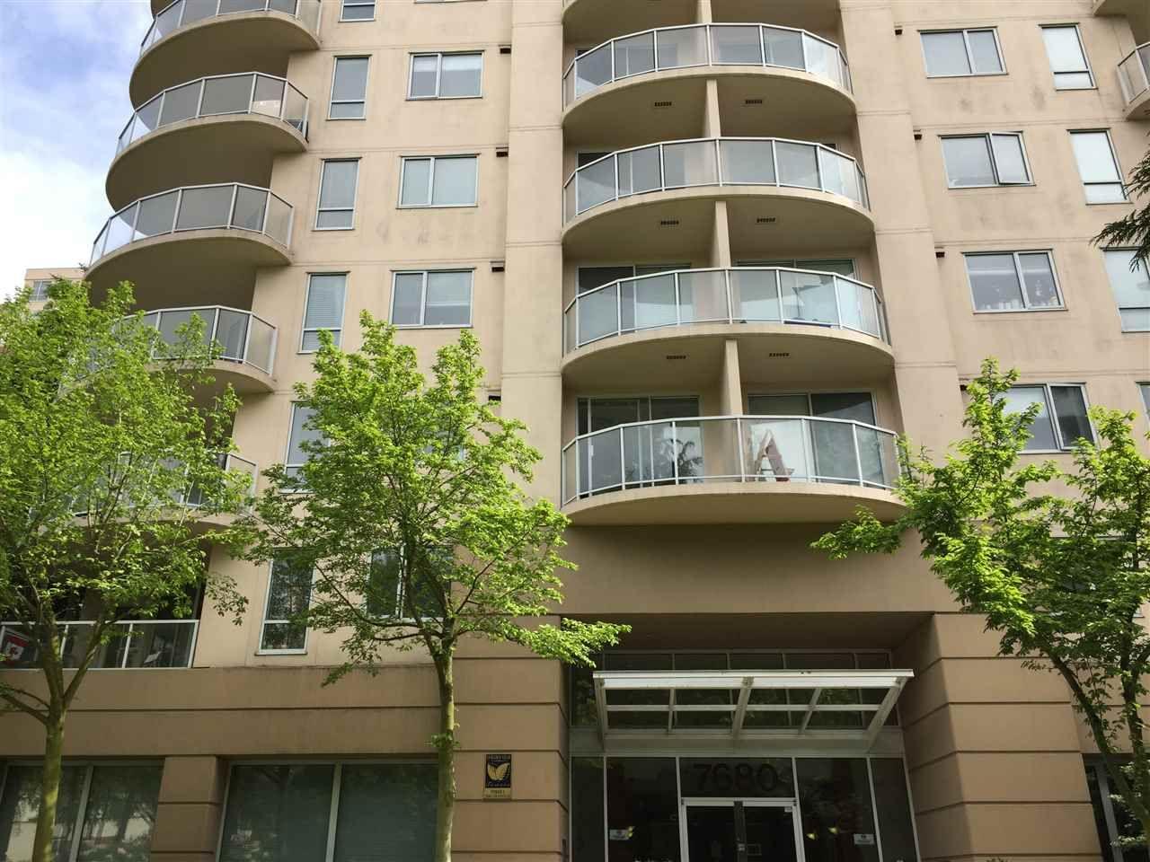 Main Photo: 402 7680 GRANVILLE Avenue in Richmond: Brighouse South Condo for sale : MLS®# R2267373