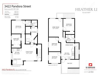 Photo 18: 3422 PANDORA Street in Vancouver: Hastings Sunrise House for sale (Vancouver East)  : MLS®# R2576043
