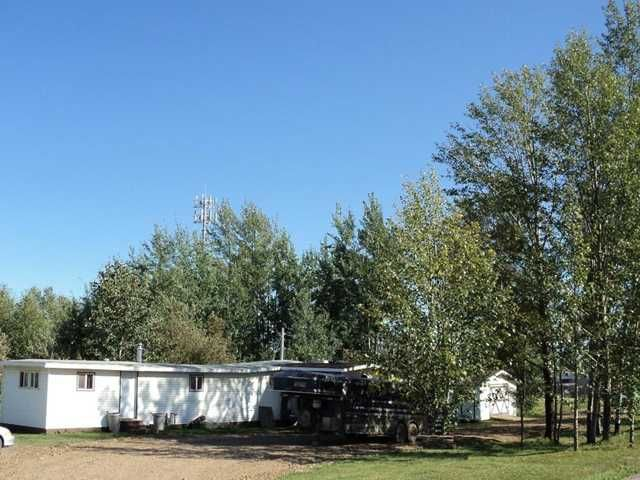 Photo 1: Photos: 4840 49TH Avenue in Fort Nelson: Fort Nelson -Town Manufactured Home for sale (Fort Nelson (Zone 64))  : MLS®# N199525