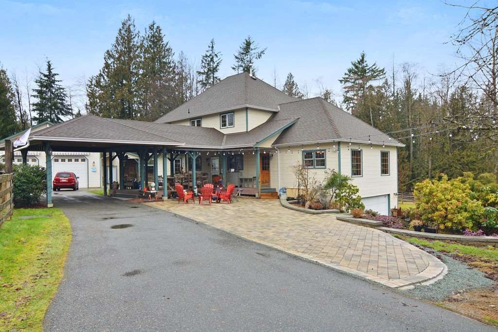 Main Photo: 26613 62 Avenue in Langley: County Line Glen Valley House for sale : MLS®# R2280174