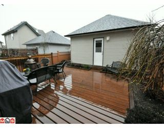 """Photo 10: 16580 60A Avenue in Surrey: Cloverdale BC House for sale in """"VISTAS"""" (Cloverdale)  : MLS®# F1000531"""