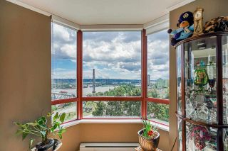 """Photo 7: 803 38 LEOPOLD Place in New Westminster: Downtown NW Condo for sale in """"THE EAGLE CREST"""" : MLS®# R2584446"""