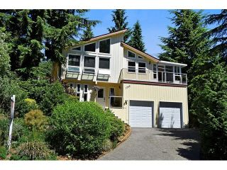 Photo 1: 1265 LANSDOWNE Drive in Coquitlam: Upper Eagle Ridge House for sale : MLS®# V1127701