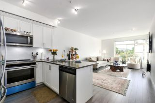 """Photo 2: 209 2436 KELLY Avenue in Port Coquitlam: Central Pt Coquitlam Condo for sale in """"LUMIERE"""" : MLS®# R2492812"""