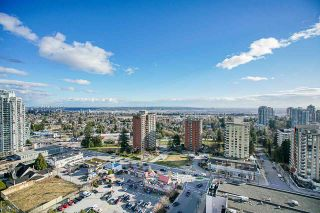 """Photo 1: 2306 7063 HALL Avenue in Burnaby: Highgate Condo for sale in """"EMERSON"""" (Burnaby South)  : MLS®# R2545029"""