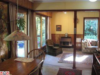 Photo 4: 19616 80TH AV in Langley: House for sale : MLS®# F1020546