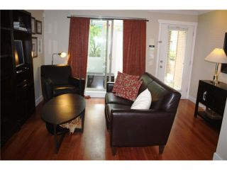 """Photo 5: 29 638 W 6TH Avenue in Vancouver: Fairview VW Townhouse for sale in """"STELLA DEL FIORDO"""" (Vancouver West)  : MLS®# V825762"""