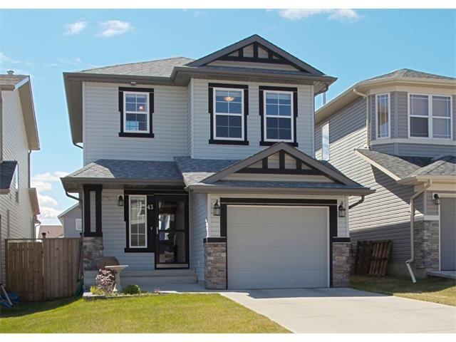 Main Photo: 43 EVEROAK Gardens SW in Calgary: Evergreen House for sale : MLS®# C4011179