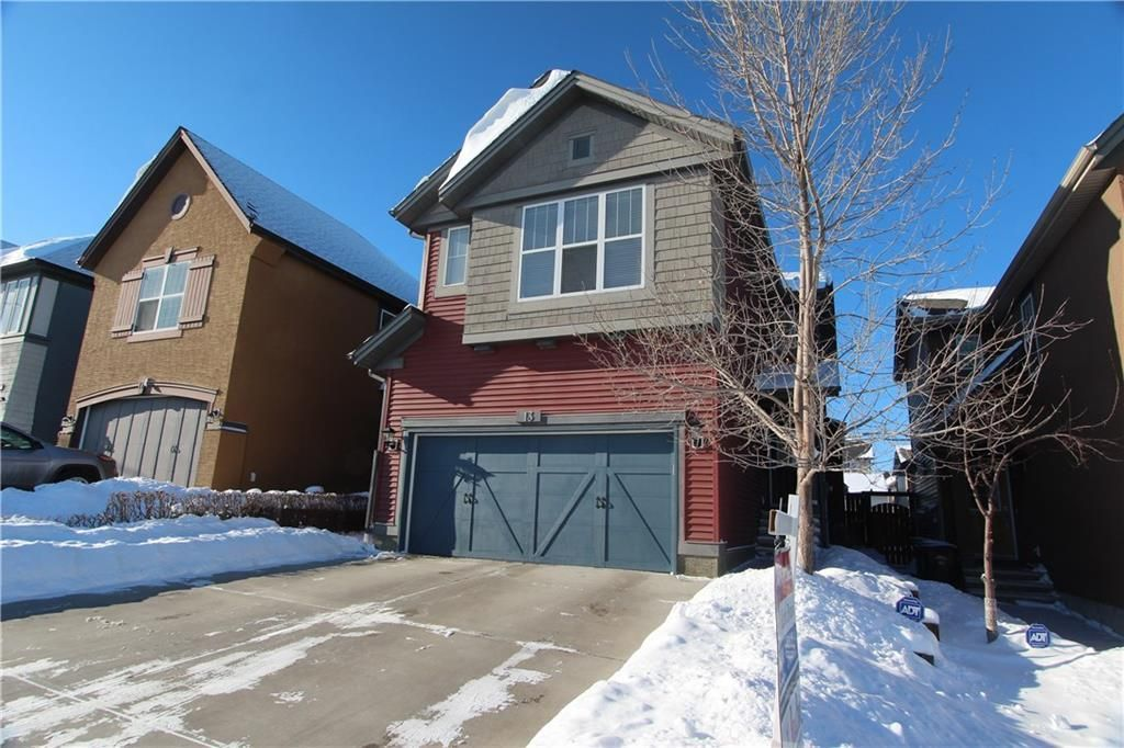 Main Photo: 13 SAGE HILL Court NW in Calgary: Sage Hill Detached for sale : MLS®# C4226086