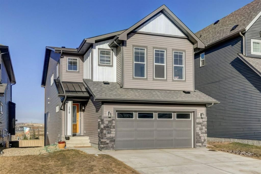 Main Photo: 178 Lucas Crescent NW in Calgary: Livingston Detached for sale : MLS®# A1089275