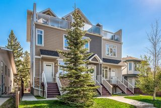 Photo 2: 4512 73 Street NW in Calgary: Bowness Row/Townhouse for sale : MLS®# A1138378