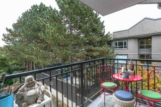"""Photo 5: 317 555 W 14TH Avenue in Vancouver: Fairview VW Condo for sale in """"CAMBRIDGE PLACE"""" (Vancouver West)  : MLS®# R2213308"""