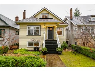 Photo 1: 761 W 26TH Avenue in Vancouver: Cambie House for sale (Vancouver West)  : MLS®# V1097757