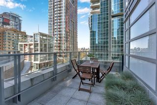 """Photo 3: 515 1283 HOWE Street in Vancouver: Downtown VW Townhouse for sale in """"TATE"""" (Vancouver West)  : MLS®# R2583102"""
