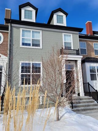 Photo 3: 30 RIVER HEIGHTS Link: Cochrane Row/Townhouse for sale : MLS®# A1071070