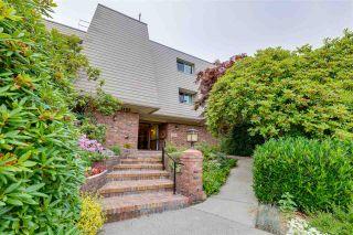 "Photo 1: 101 1429 MERKLIN Street: White Rock Condo for sale in ""Kensington Manor"" (South Surrey White Rock)  : MLS®# R2479415"