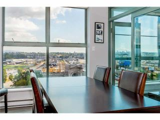 """Photo 5: 1304 1159 MAIN Street in Vancouver: Mount Pleasant VE Condo for sale in """"CITY GATE II"""" (Vancouver East)  : MLS®# V1136462"""