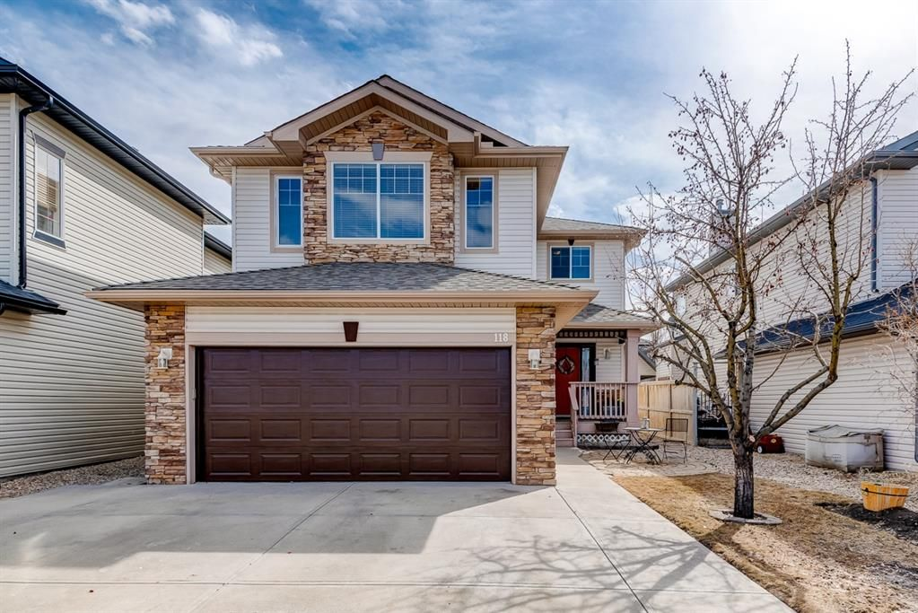 Main Photo: 118 Coopers Close SW: Airdrie Detached for sale : MLS®# A1090564