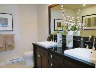 """Photo 13: 119 1480 SOUTHVIEW Street in Coquitlam: Burke Mountain Townhouse for sale in """"CEDAR CREEK"""" : MLS®# V1045909"""