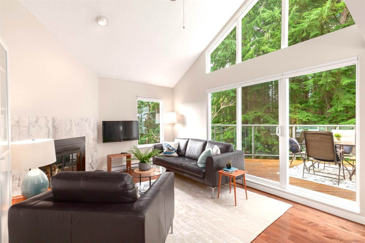 """Main Photo: 1235 MILL Street in North Vancouver: Lynn Valley Townhouse for sale in """"Millhome Place"""" : MLS®# R2366646"""