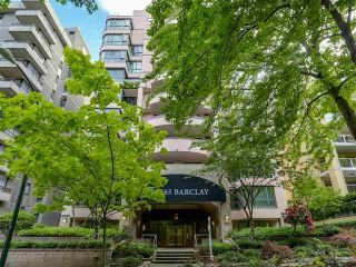 "Photo 1: 302 1265 BARCLAY Street in Vancouver: West End VW Condo for sale in ""The Dorchester"" (Vancouver West)  : MLS®# R2561437"