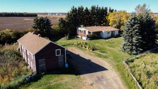 Photo 1: 20548 Township Road 560: Rural Strathcona County Manufactured Home for sale : MLS®# E4227431