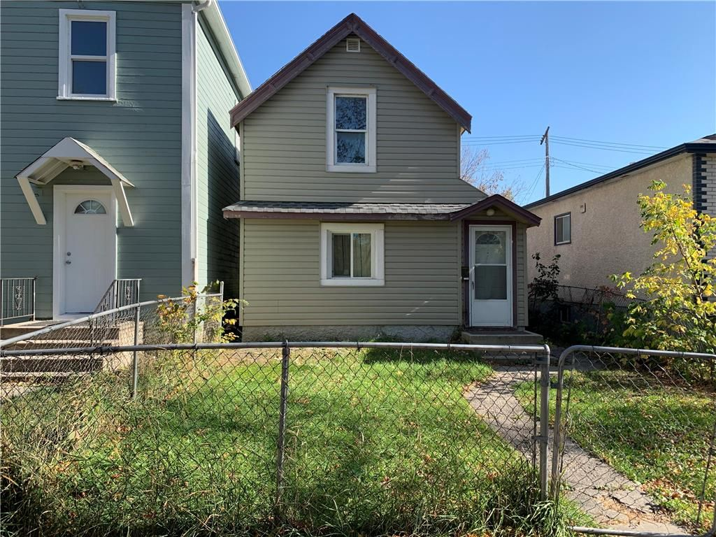 Main Photo: 665 Victor Street in Winnipeg: West End Residential for sale (5A)  : MLS®# 202124652