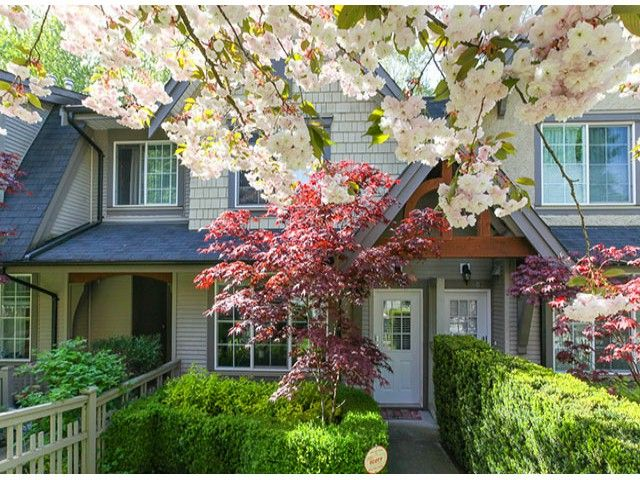 Main Photo: # 84 8415 CUMBERLAND PL in Burnaby: The Crest Condo for sale (Burnaby East)  : MLS®# V1060457