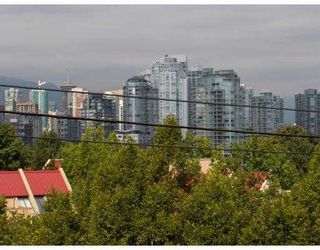 """Photo 1: 2250 SPRUCE ST in Vancouver: Fairview VW Townhouse for sale in """"SIXTH ESTATE"""" (Vancouver West)  : MLS®# V552446"""