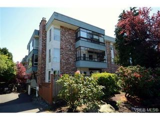 Photo 1: 302 1725 Cedar Hill Cross Rd in VICTORIA: SE Mt Tolmie Condo for sale (Saanich East)  : MLS®# 719908