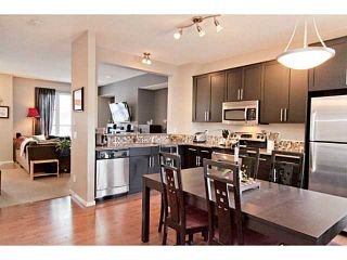 Photo 7: 184 CHAPALINA Square SE in CALGARY: Chaparral Townhouse for sale (Calgary)  : MLS®# C3597685