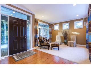 Photo 2: 2634 SUNNYSIDE ROAD: Anmore 1/2 Duplex for sale (Port Moody)  : MLS®# R2030696