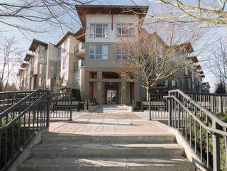 """Photo 1: 412 15988 26 Avenue in Surrey: Grandview Surrey Condo for sale in """"The Morgan"""" (South Surrey White Rock)  : MLS®# R2607947"""