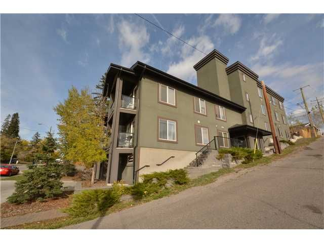Main Photo: 102 24 MISSION Road SW in Calgary: Parkhill_Stanley Prk Condo for sale : MLS®# C3639070