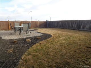 Photo 19: 47 Appletree Crescent in Winnipeg: Waverley West Residential for sale (1R)  : MLS®# 1707959
