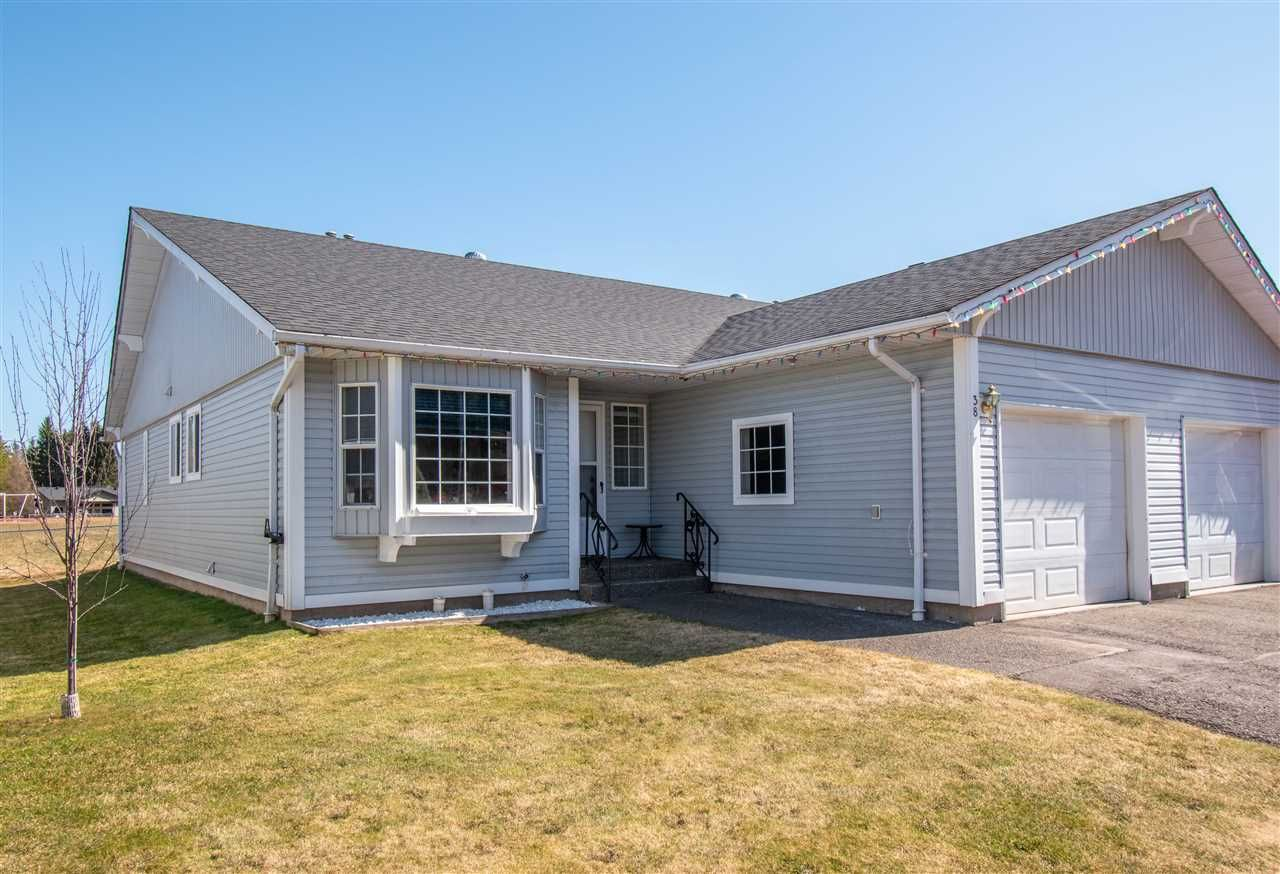 Main Photo: 38 1205 MONTREAL Street in Smithers: Smithers - Town Townhouse for sale (Smithers And Area (Zone 54))  : MLS®# R2567399
