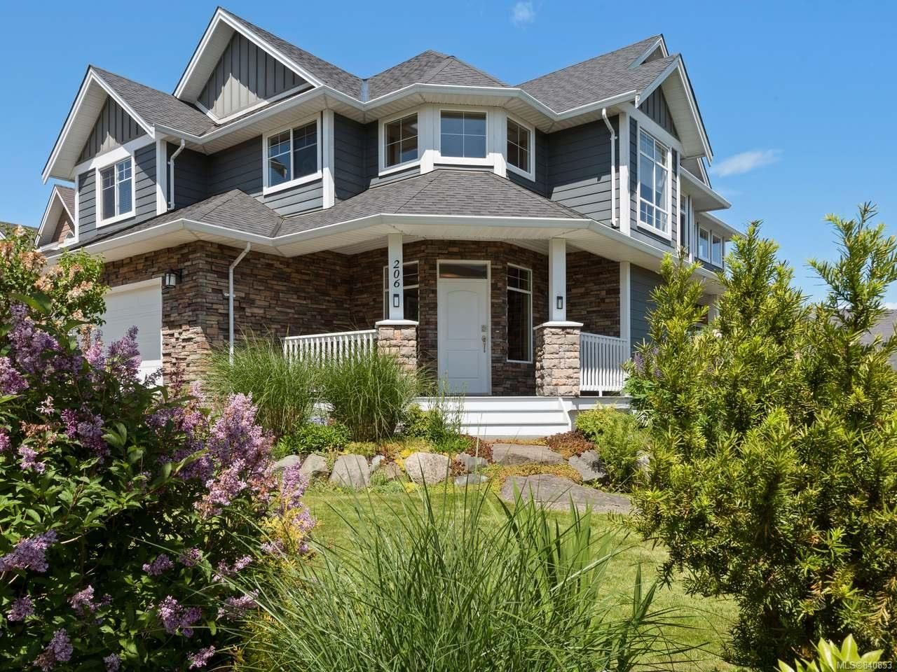 Photo 5: Photos: 206 Marie Pl in CAMPBELL RIVER: CR Willow Point House for sale (Campbell River)  : MLS®# 840853