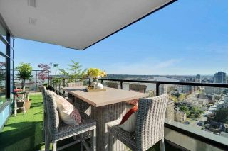 Photo 2: 1803 188 AGNES STREET in New Westminster: Downtown NW Condo for sale : MLS®# R2582293