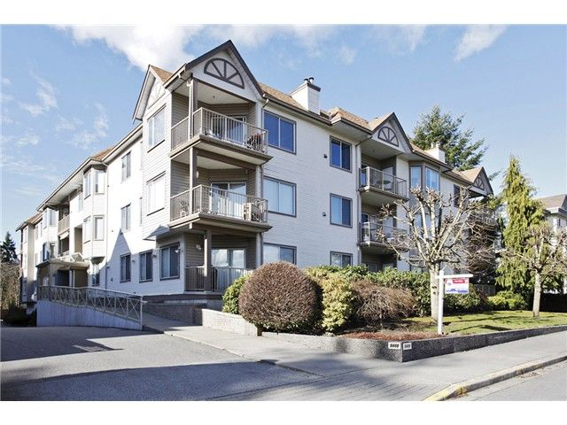 """Main Photo: 107 5489 201 Street in Langley: Langley City Condo for sale in """"Canim Court"""" : MLS®# F1414241"""
