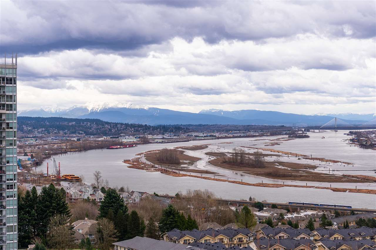 "Main Photo: 1703 280 ROSS Drive in New Westminster: Fraserview NW Condo for sale in ""THE CARLYLE AT VICTORIA HILL"" : MLS®# R2554815"