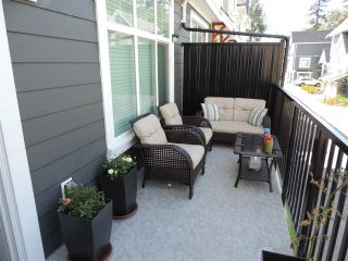 """Photo 10: 7 2239 164A Street in Surrey: Grandview Surrey Townhouse for sale in """"Evolve"""" (South Surrey White Rock)  : MLS®# R2339595"""