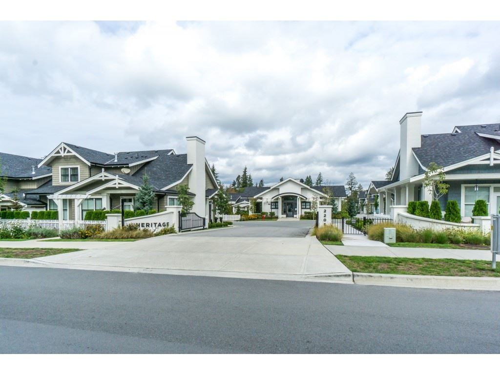"""Main Photo: 36 22057 49 Avenue in Langley: Murrayville Townhouse for sale in """"Heritage"""" : MLS®# R2306336"""